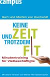 Vergrößerte Darstellung Cover: Keine Zeit und trotzdem fit. Externe Website (neues Fenster)