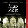 Vergrößerte Darstellung Cover: Maß und Zeit. Externe Website (neues Fenster)