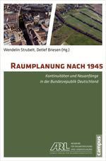 Raumplanung nach 1945