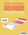 Vergrößerte Darstellung Cover: Souverän investieren für Einsteiger. Externe Website (neues Fenster)