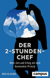 Vergrößerte Darstellung Cover: Der 2-Stunden-Chef. Externe Website (neues Fenster)