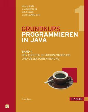 Grundkurs Programmieren in Java, Bd. 1