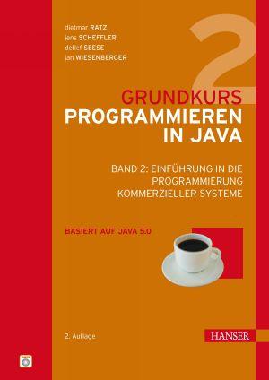 Grundkurs Programmieren in Java, Bd. 2