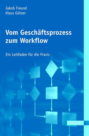 Vom Geschäftsprozess zum Workflow