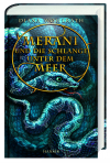 Vergrößerte Darstellung Cover: Merani und die Schlange unter dem Meer. Externe Website (neues Fenster)