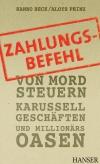 Vergrößerte Darstellung Cover: Zahlungsbefehl. Externe Website (neues Fenster)