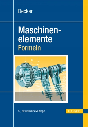 Maschinenelemente - Formeln