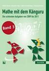 Vergrößerte Darstellung Cover: Mathe mit dem Känguru, Bd. 3. Externe Website (neues Fenster)