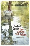 Vergrößerte Darstellung Cover: Eine Ahnung vom Anfang. Externe Website (neues Fenster)