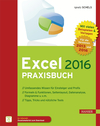 Excel 2016 Praxisbuch