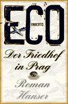 Vergrößerte Darstellung Cover: Der Friedhof in Prag. Externe Website (neues Fenster)