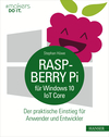 Raspberry Pi für Windows 10 IoT Core