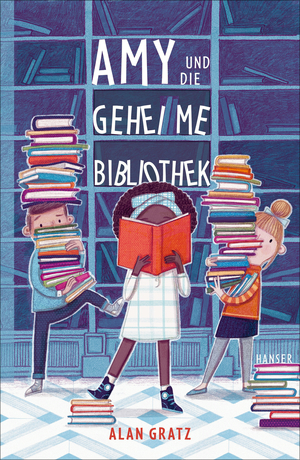 Amy und die geheime Bibliothek