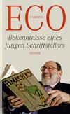 Vergrößerte Darstellung Cover: Bekenntnisse eines jungen Schriftstellers. Externe Website (neues Fenster)