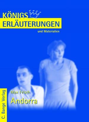 Erläuterungen zu Max Frisch, Andorra