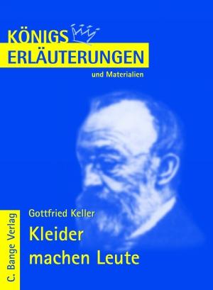 Erläuterungen zu Gottfried Keller, Kleider machen Leute