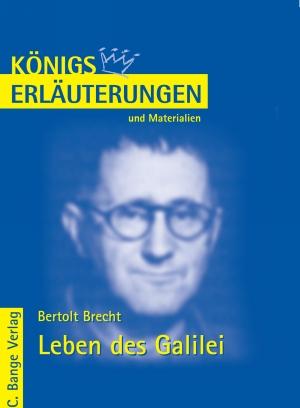 Erläuterungen zu Bertolt Brecht, Leben des Galilei