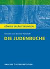 Erläuterungen zu Annette von Droste-Hülshoff, Die Judenbuche