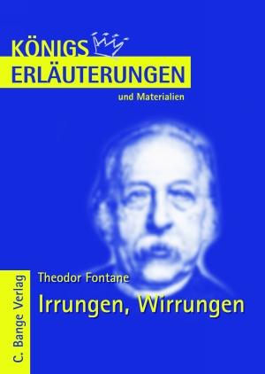 Erläuterungen zu Theodor Fontane, Irrungen, Wirrungen