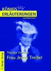 """Erläuterungen zu Theodor Fontane, Frau Jenny Treibel oder """"Wo sich Herz zum Herzen find't"""""""