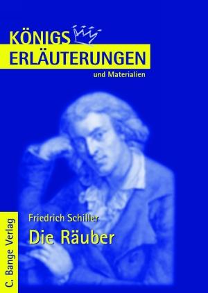 Erläuterungen zu Friedrich Schiller, Die Räuber