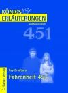 Erläuterungen zu Ray Bradbury, Fahrenheit 451