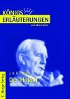Erläuterungen zu J. R. R. Tolkien, Der Hobbit