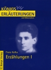 Interpretation zu Kafka. Erzählungen I : Teil 1