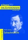 Erläuterungen zu Stefan Zweig, Schachnovelle