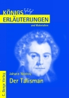 Erläuterungen zu Johann Nestroy, Der Talisman