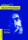 Erläuterungen zu Max Frisch, Stiller