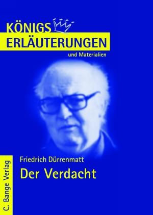 Erläuterungen zu Friedrich Dürrenmatt, Der Verdacht