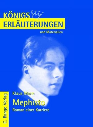 Erläuterungen zu Klaus Mann, Mephisto, Roman einer Karriere
