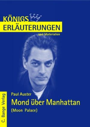 Erläuterungen zu Paul Auster, Mond über Manhattan (Moon palace)