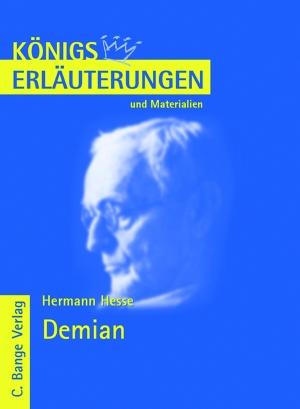 Erläuterungen zu Hermann Hesse, Demian