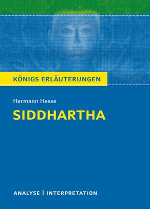 Erläuterungen zu Hermann Hesse, Siddhartha