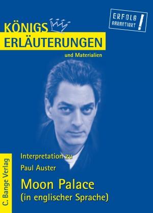 Erläuterungen zu Paul Auster, Moon palace