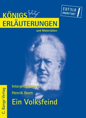 Erläuterungen zu Henrik Ibsen, Ein Volksfeind
