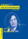 Erläuterungen zu Christa Wolf, Kassandra