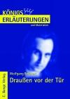 Erläuterungen zu Wolfgang Borchert, Draußen vor der Tür