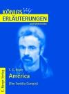 Erläuterungen zu Thomas Coraghessan Boyle, América (The tortilla curtain)