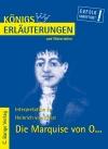 Erläuterungen zu Heinrich von Kleist, Die Marquise von O...
