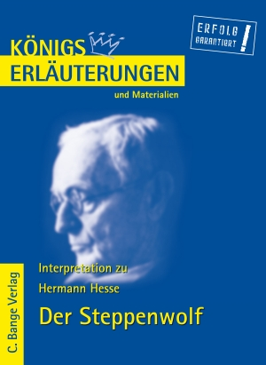 Erläuterungen zu Hermann Hesse, Der Steppenwolf