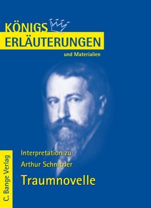 Erläuterungen zu Arthur Schnitzler, Traumnovelle