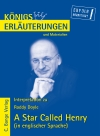 Erläuterungen zu Roddy Doyle, A Star Called Henry