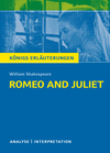 Details zum Titel: Erläuterungen zu William Shakespeare, Romeo und Julia (Romeo and Juliet)