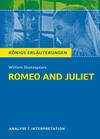 Erläuterungen zu William Shakespeare, Romeo und Julia (Romeo and Juliet)
