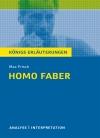 """Textanalyse und Interpretation zu Max Frisch, """"Homo faber"""""""
