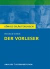 Textanalyse und Interpretation zu Bernhard Schlink, Der Vorleser