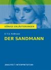 """Textanalyse und Interpretation zu E. T. A. Hoffmann, """"Der Sandmann"""""""